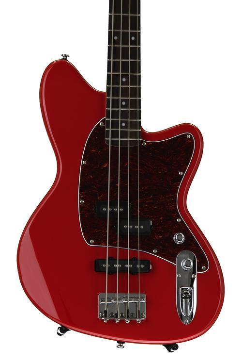 Ibanez TMB-100 Talman Bass - Coral Red image 1