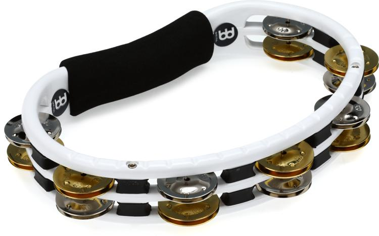 Meinl Percussion Hand Held Recording-Combo ABS Tambourine image 1