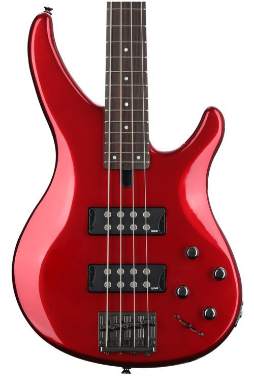 Yamaha TRBX304 - Candy Apple Red image 1