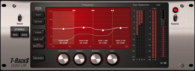 IK Multimedia T-RackS Quad Lim Plug-in image 1