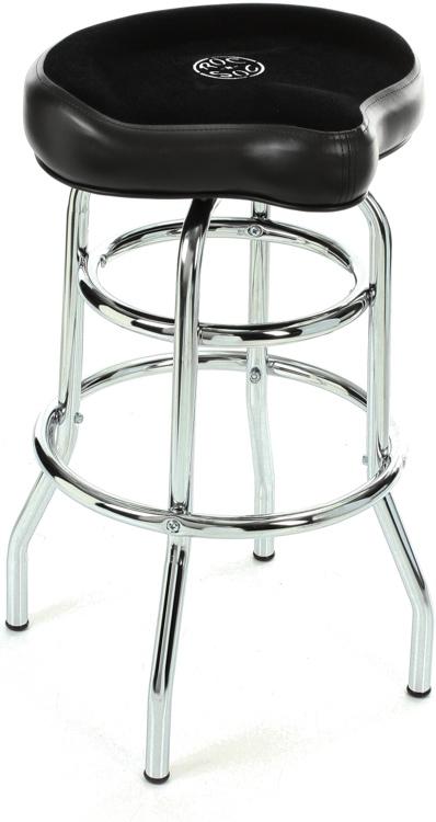 Roc N Soc Tower Saddle Stool Seat Black Sweetwater