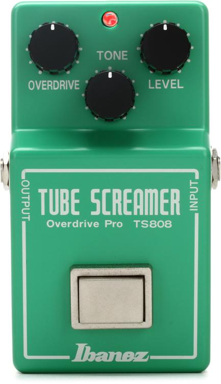 Ibanez TS808 Original Tube Screamer Overdrive Pedal image 1
