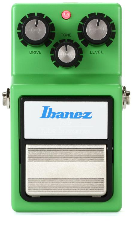 Ibanez TS9 Tube Screamer Overdrive - Classic image 1