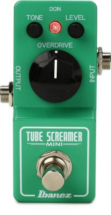 Ibanez Tube Screamer Mini Pedal image 1