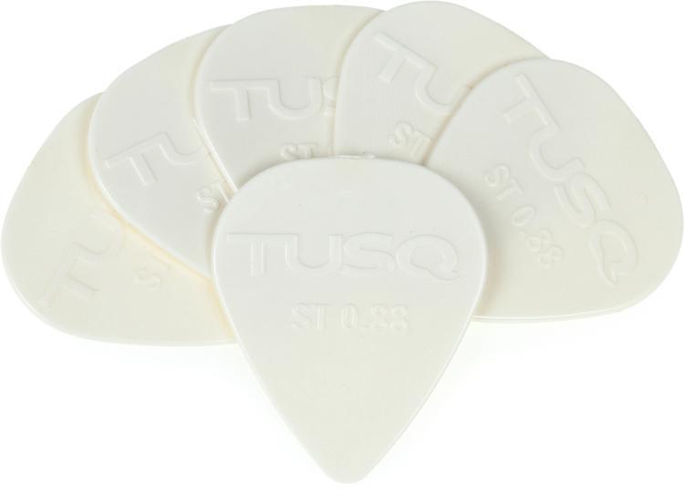 Graph Tech Tusq Standard .88mm Pick - Bright 6-Pack image 1