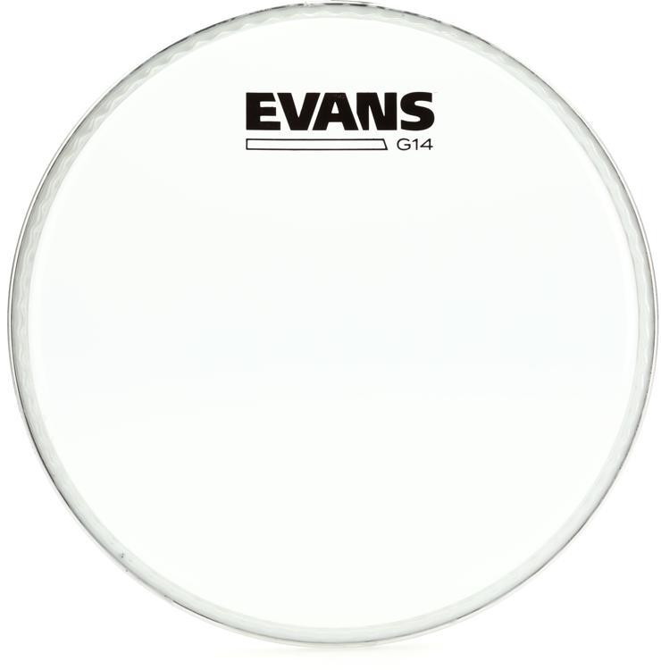 Evans G14 Clear Drum Head - 8
