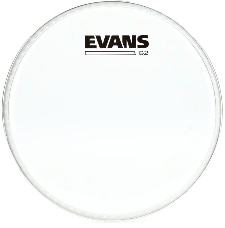 Evans G2 Clear Drumhead - 8