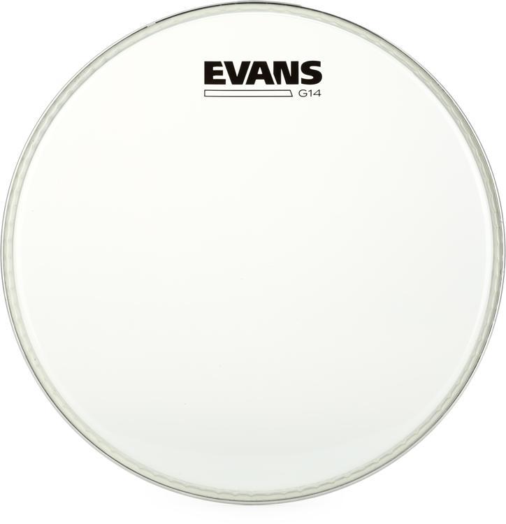 Evans G14 Clear Drum Head - 10