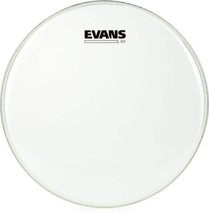 Evans G1 Clear Drum Head - 12