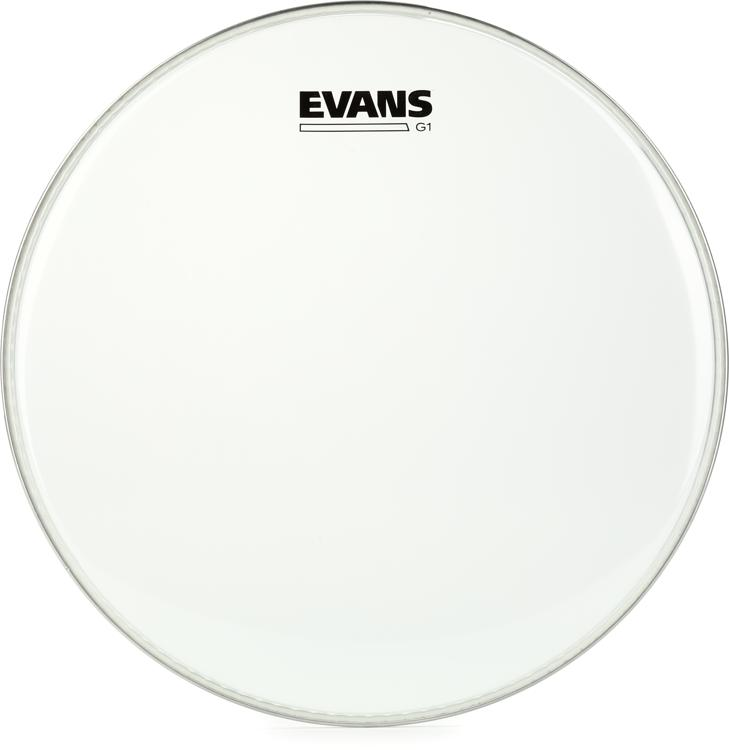 Evans G1 Clear Drum Head - 13