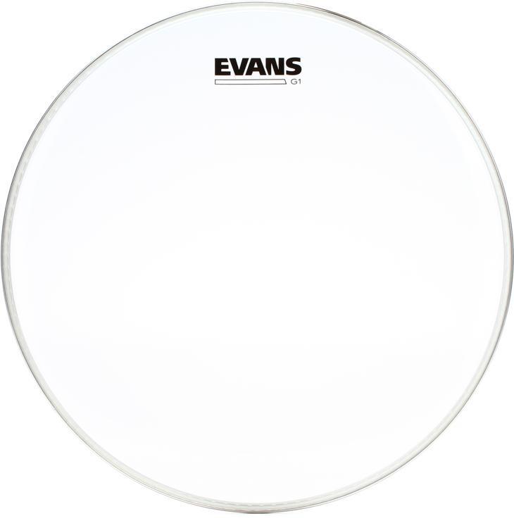 Evans G1 Clear Drum Head - 14