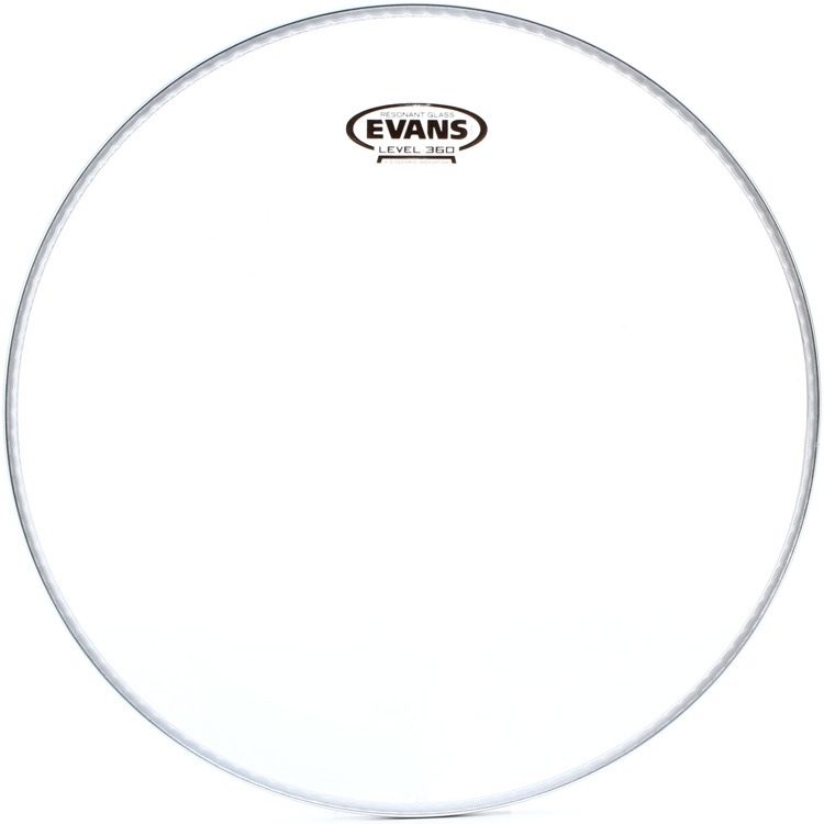 Evans Resonant Glass Drumhead - 14