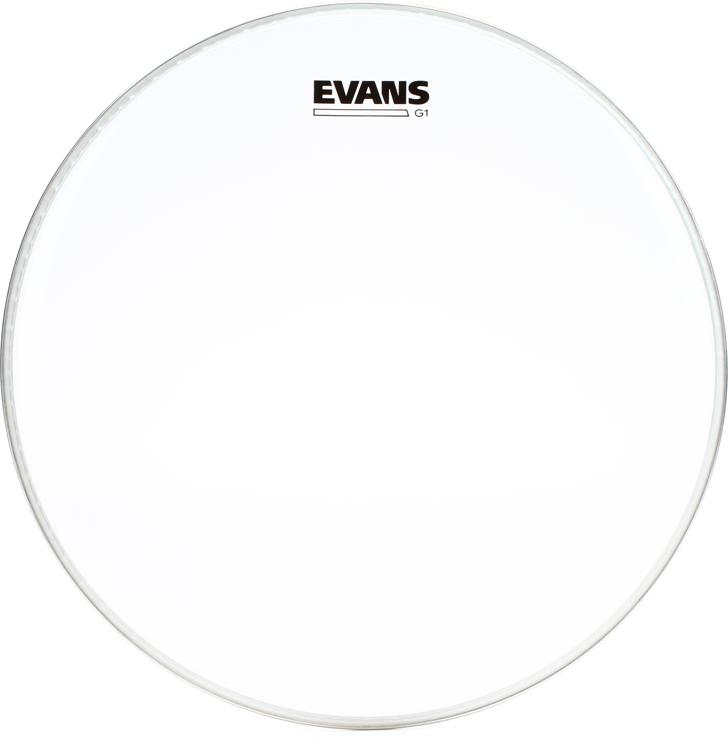 Evans G1 Clear Drum Head - 15