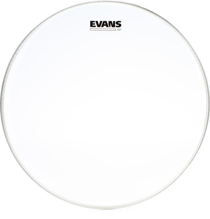 Evans G1 Clear Drum Head - 16
