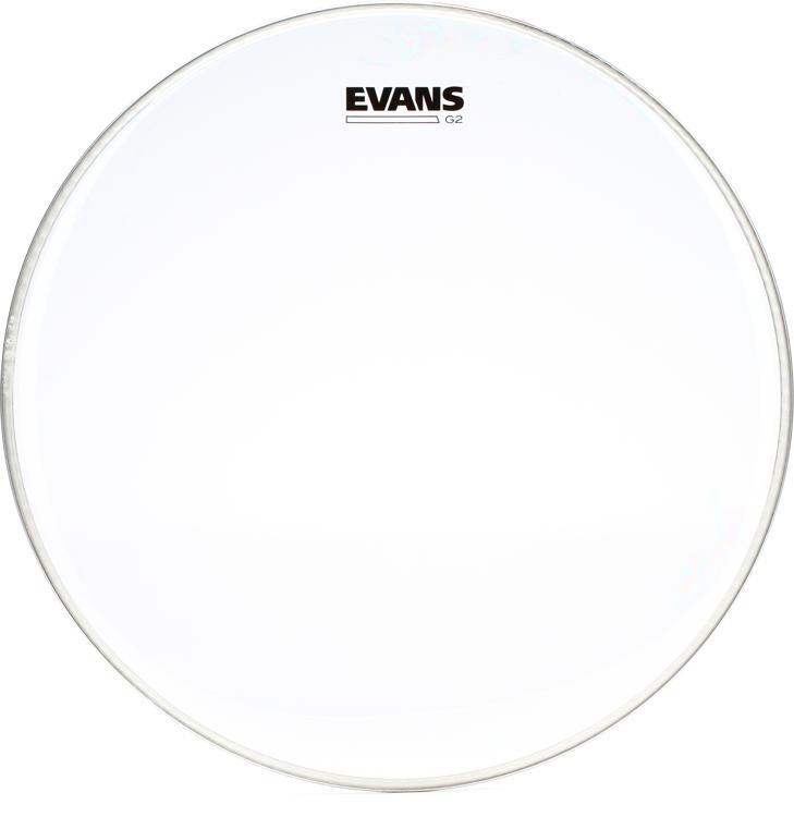 Evans G2 Clear Drumhead - 16