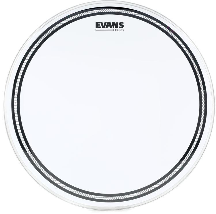 Evans EC2 Drum Head - 18
