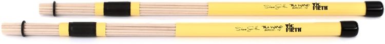 Vic Firth Steve Smith Tala Wands - Birch Rods image 1