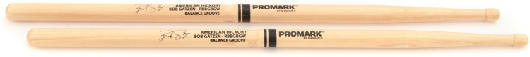 Promark Bob Gatzen Signature Drumstick Balance Groove image 1