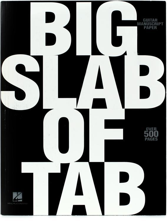 Hal Leonard Big Slab of Tab image 1