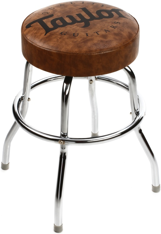 Taylor 24 Quot Logo Barstool Brown Sweetwater