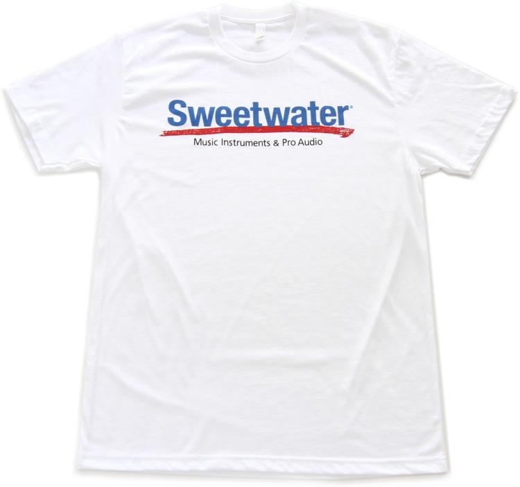 Sweetwater Logo T-shirt - White 3XL image 1