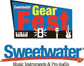 Sweetwater GearFest T-Shirt - X-Large image 1