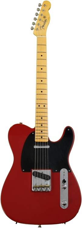 Fender Custom Shop Sweetwater Special \'52 Telecaster - Dakota Red, Closet Classic image 1