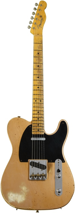 Fender Custom Shop Sweetwater Special \'52 Telecaster - Copper, Heavy Relic image 1