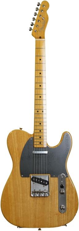 Fender 2013 Limited Edition \'52 Telecaster - MN Vintage Blonde, Ash Body image 1