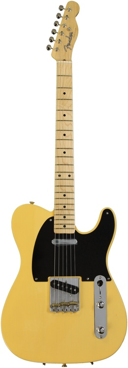 Fender American Vintage \'52 Telecaster - Butterscotch Blonde image 1