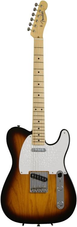 Fender American Vintage \'58 Telecaster - 2-Color Sunburst image 1