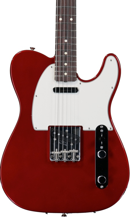 Fender Classic \'60s Telecaster - Candy Apple Red with Rosewood Fingerboard image 1