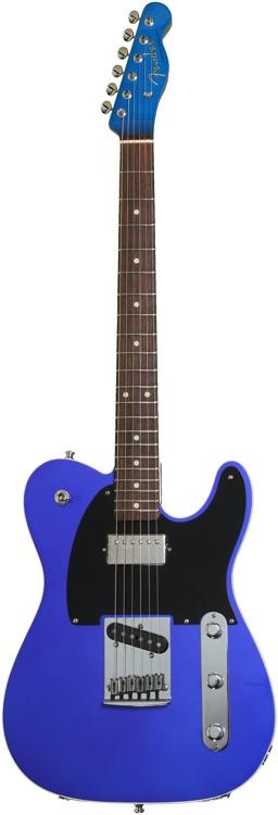 Fender Custom Shop Sweetwater Mod Squad \'62 Telecaster Custom - Cobal Blue, Glossy, Tele image 1