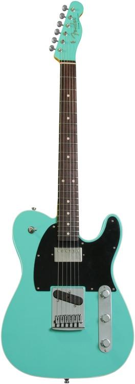 Fender Custom Shop Sweetwater Mod Squad \'62 Telecaster Custom - Sea Foam Grn, Closet Clsc, Tele image 1