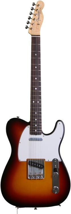 Fender American Vintage \'64 Telecaster - 3-Color Sunburst image 1
