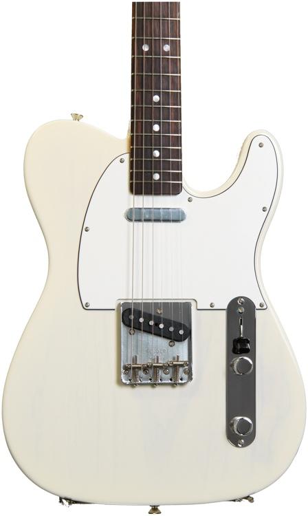 Fender American Vintage \'64 Telecaster - Aged White Blonde image 1