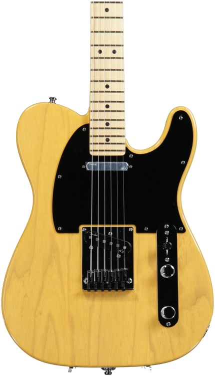 Fender American Deluxe Ash Telecaster - Butterscotch Blonde image 1
