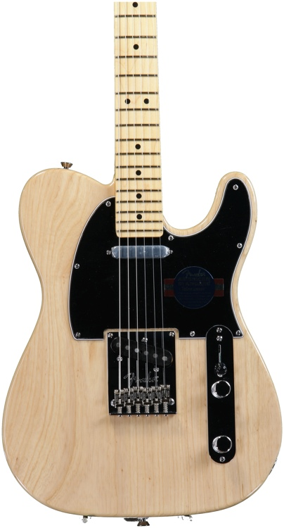 Fender American Standard Telecaster - Natural with Maple Fingerboard image 1