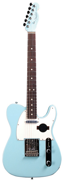 Fender Special Edition American Standard Telecaster - Special Edition Daphne Blue image 1