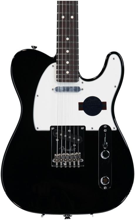 Fender American Standard Telecaster - Black, Rosewood Fingerboard image 1