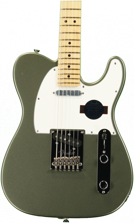 Fender American Standard Telecaster - Jade Pearl Metallic image 1