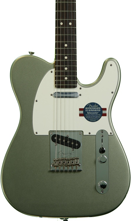 Fender American Standard Telecaster - Jade Pearl image 1