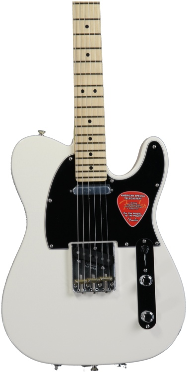 Fender American Special Telecaster - Olympic White image 1