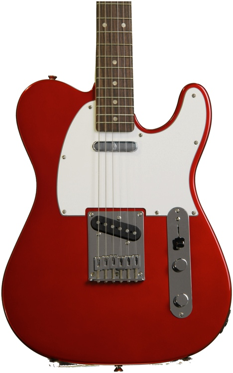 Squier Affinity Series Telecaster - Metallic Red image 1