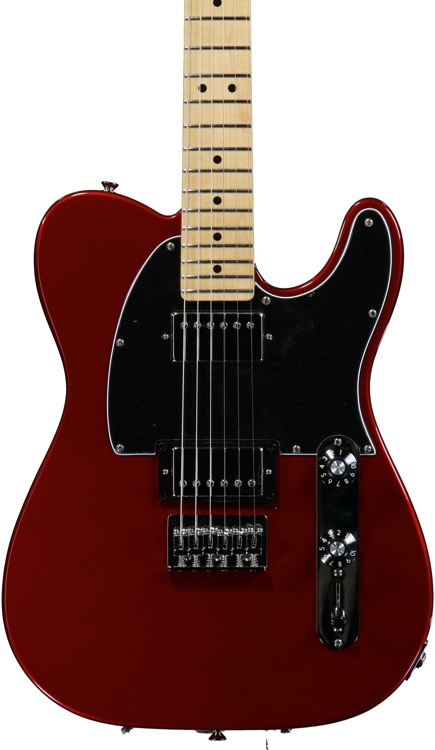 Fender Blacktop Telecaster HH - Candy Apple Red image 1