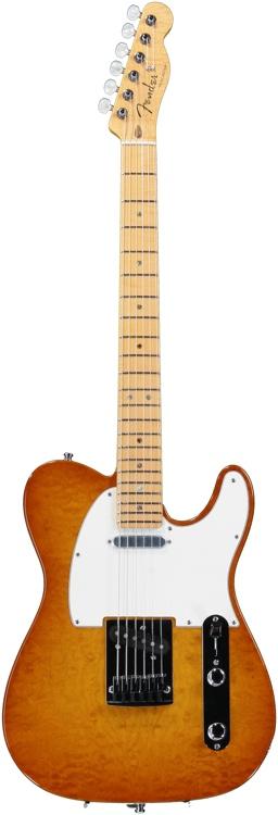 Fender Custom Shop 2012 Custom Deluxe Telecaster - Honey Burst image 1