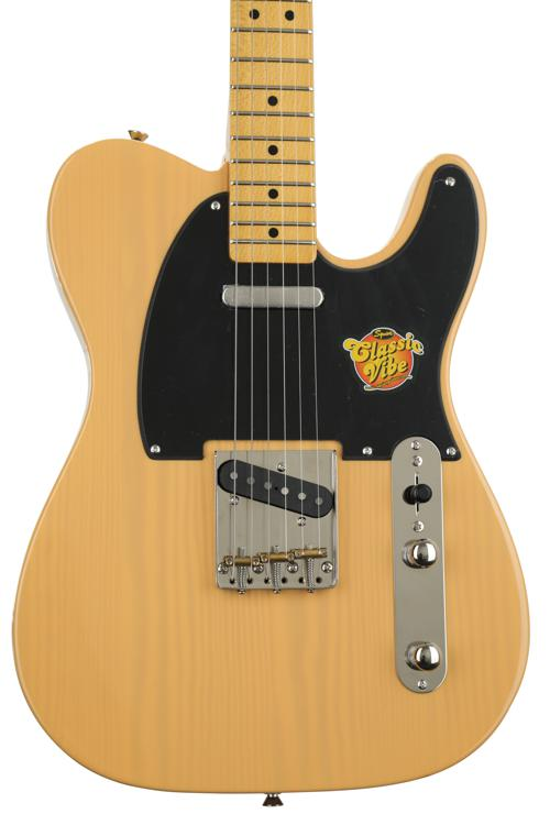 Squier Classic Vibe Telecaster \'50s - Butterscotch Blonde image 1