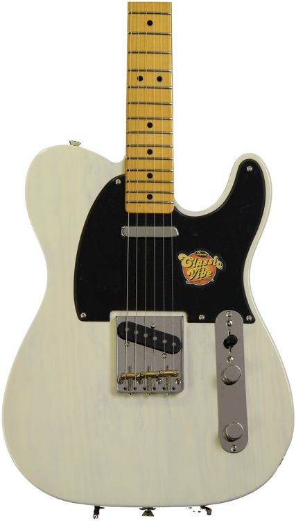 Squier Classic Vibe Telecaster \'50s - Vintage Blonde image 1