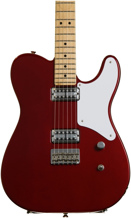Fender Cabronita Telecaster - Candy Apple Red image 1