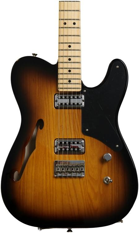 Fender Cabronita Telecaster Thinline - 2-color Sunburst image 1
